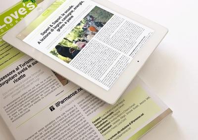 Love's Giornale di Novembre/Dicembre: interviste, storie dal territorio, aggiornamenti sui progetti e le nostre immancabili offerte