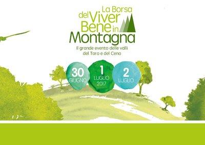 Torna la Borsa del Vivere Bene in Montagna!