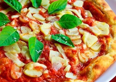 Pizza in piazza e non solo...