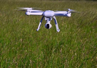 Corso di volo droni per fotografia