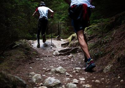 Trail: Vertical del Monte Gottero
