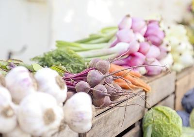 Mercato contadino di Borgotaro