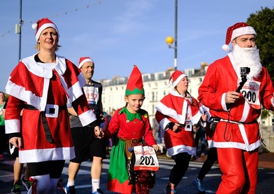 Corsa e camminata: Babbo Natale Run